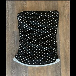 Energie Strapless Top